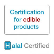 Halal Certification for Edible Products