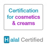 Halal Certification for Food, Cosmetics, Creams & Fragrances